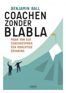 Boek Cover Coachen zonder blabla